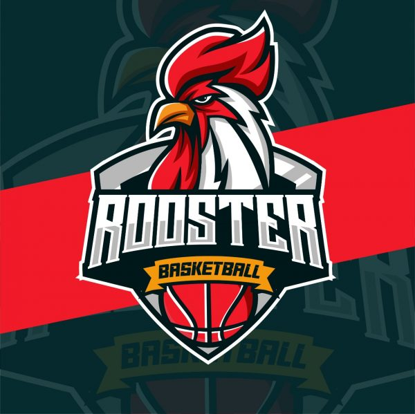 rooster basketball